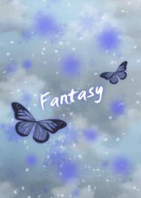 Fantasy -Cloudy sky-