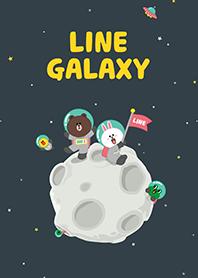 LINE กาแล็กซี