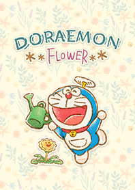 哆啦A夢(花朵篇)