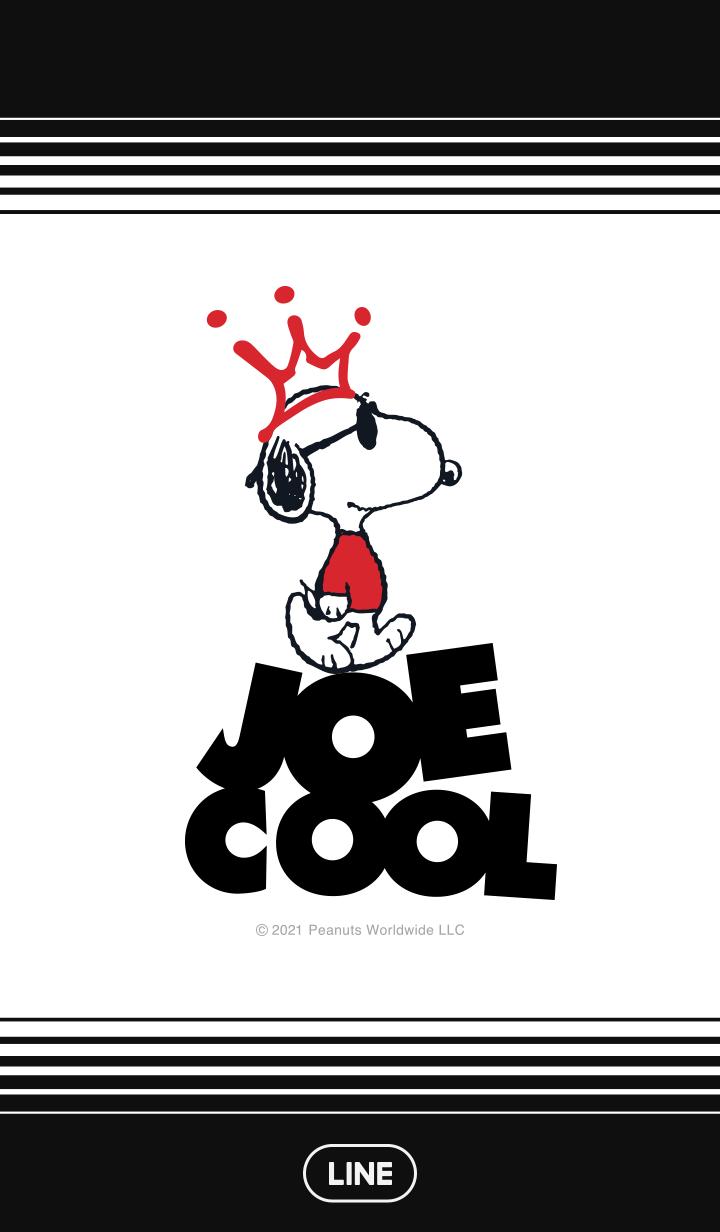 【主題】Snoopy★JOE COOL