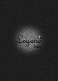 """Legend black"" simple theme"