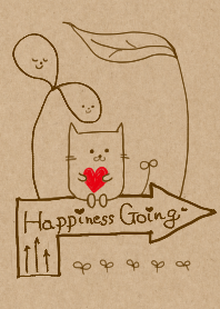Happiness Going