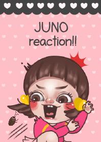 จูโน่ รีแอคชั่น