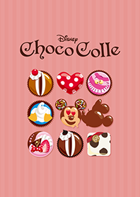 Disney Choco Colle