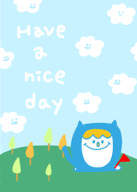 Ning's - have a nice day