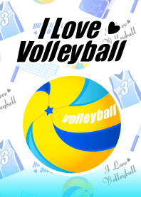 I Love Volleyball!!