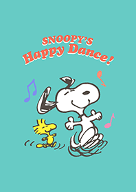 SNOOPY: Happy Dance♪