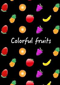ผลไม้ที่มีสีสัน
