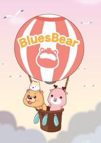 星座小熊遨遊天際