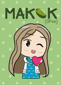 Pharmacist Olive Makok