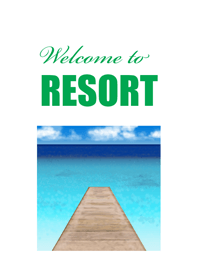 Welcome to RESORT