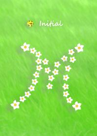 Initial K / Green
