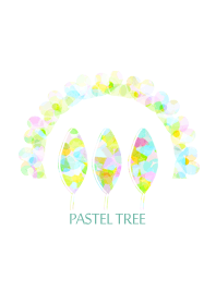 artwork_Pastel tree