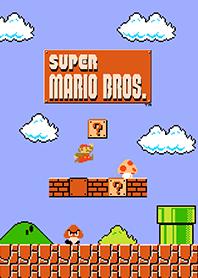 超級瑪利歐兄弟8bit主題