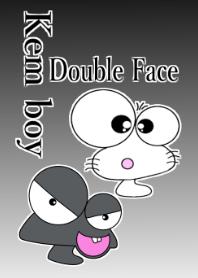 Caterpillar boy (Kem boy ) Double Face