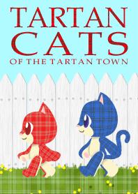 TARTAN CATS