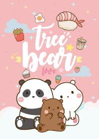 หมีสายกิน ความรัก