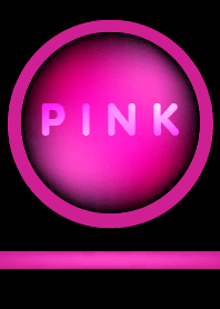 Simple Pink in Black theme