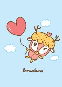 LamunLamai : love balloon