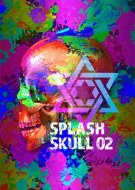 SPLASH SKULL 02