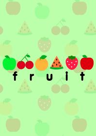 Simple fruit theme