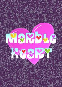 Marble Heart Dark