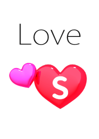 Heart Initial S