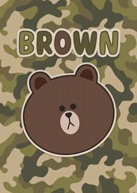 熊大 迷彩版
