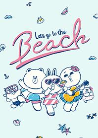 LINE 海灘篇