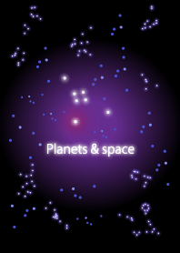 Planets & space(惑星と宇宙)