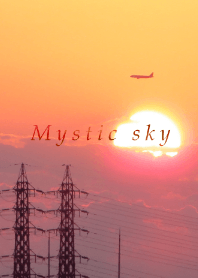 Mystic sky (Romantic sky series 11)