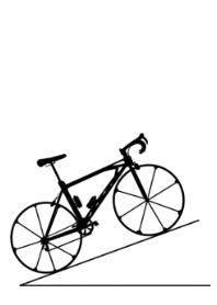 Road bike simple