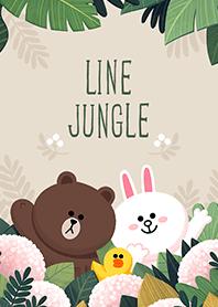 LINE 叢林篇