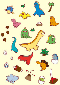Little-Dinosaur-World