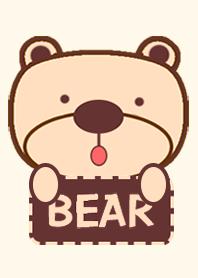 Brown Bear Cute