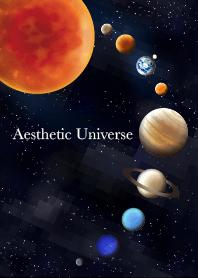 ธีมไลน์ Aesthetic Universe