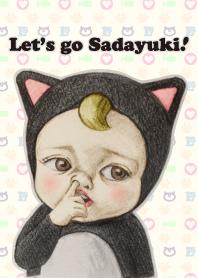 Let's go Sadayuki!