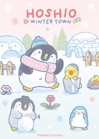 Hoshio - Winter Town
