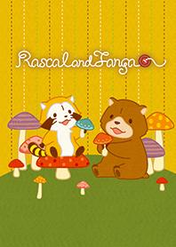 Rascal & Tanga