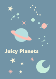 Juicy Planets