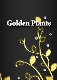 Golden Plants Ver. Black