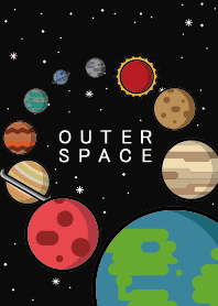 OUTER SPACESSSSS(PLANET)