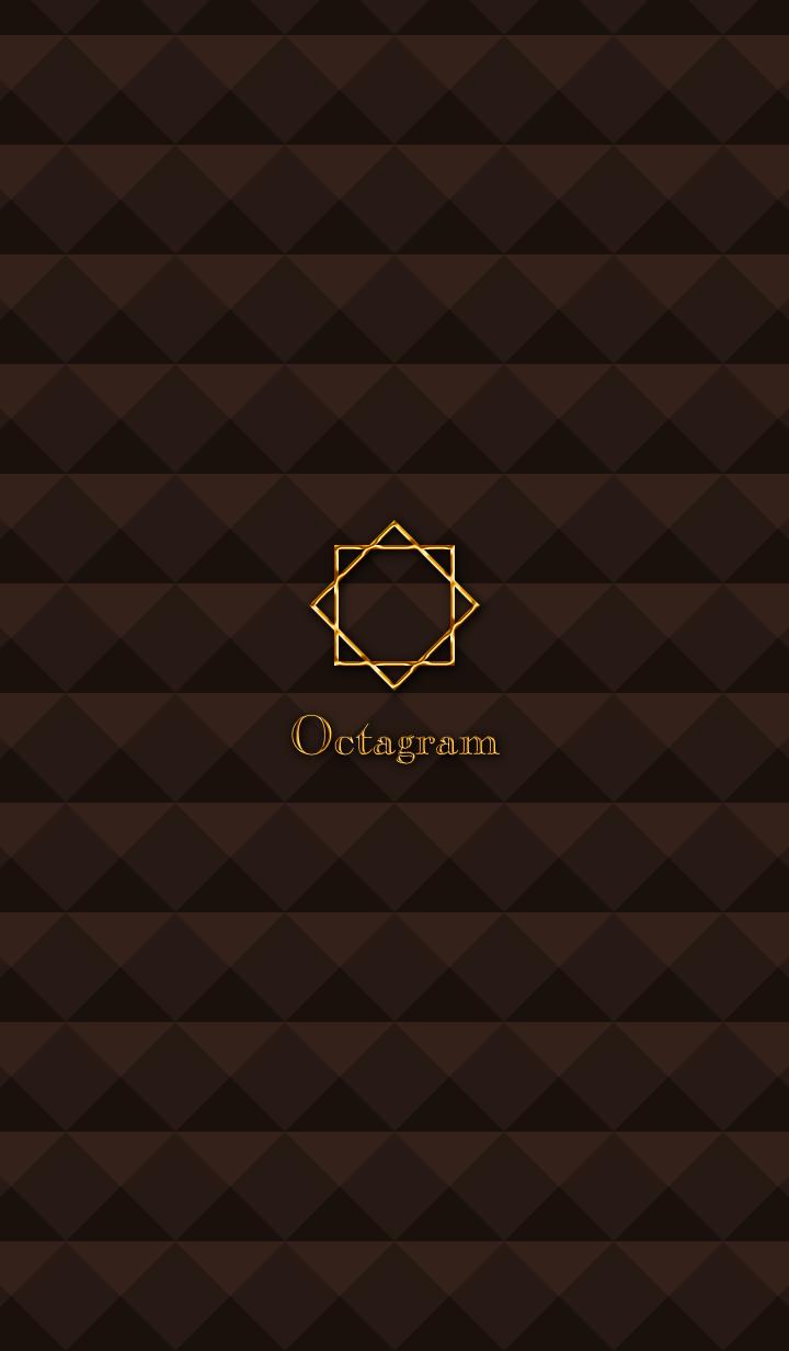 Octagram Gold