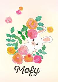 กระต่ายขาวโมฟี่ โลกนี้มีแต่กุหลาบ