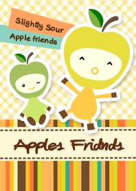 Slightly Sour Apples