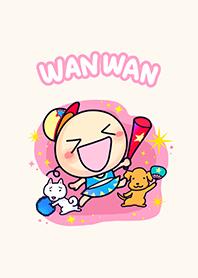 Wan Wan Fight!