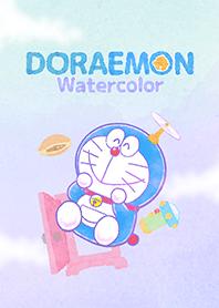 โดราเอมอน (สไตล์สีน้ำ)