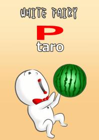 white fairy. it's name p-taro.