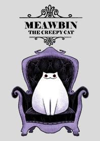 Meawbin The Creepy Cat