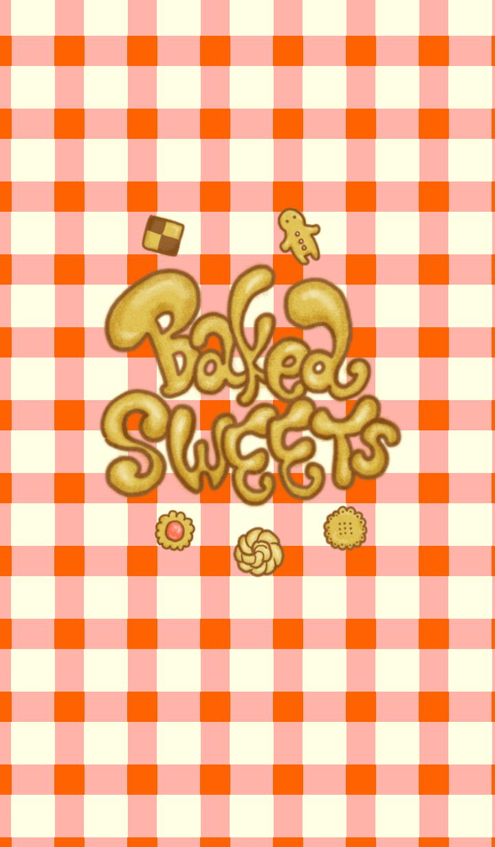 【主題】Baked SWEETs